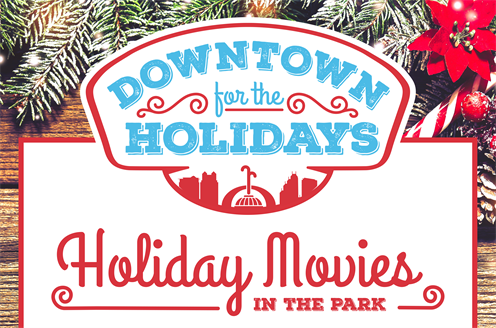 holiday movies in the park